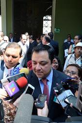 Positiva, la llegada de la Gendarmería a Xalapa: Américo Zúñiga