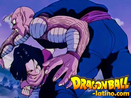 Dragon Ball Z capitulo 136