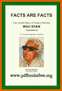 Facts Are Facts By Khan Abdul Wali Khan Free Download in PDF