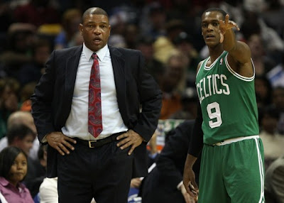 Rajon Rondo, Rajon Rondo suspension, Doc Rivers, NBA Playoffs, Boston Celtics, Celtics News, State Of The Celtics