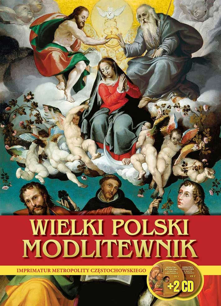 Wielki polski modlitewnik.