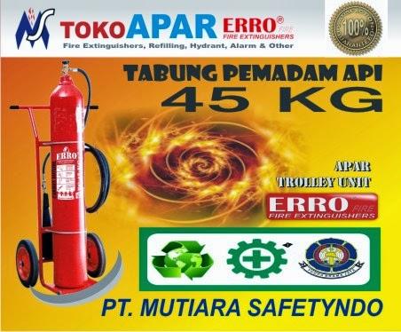 Alat Pemadam Kebakaran Co2 45 kg