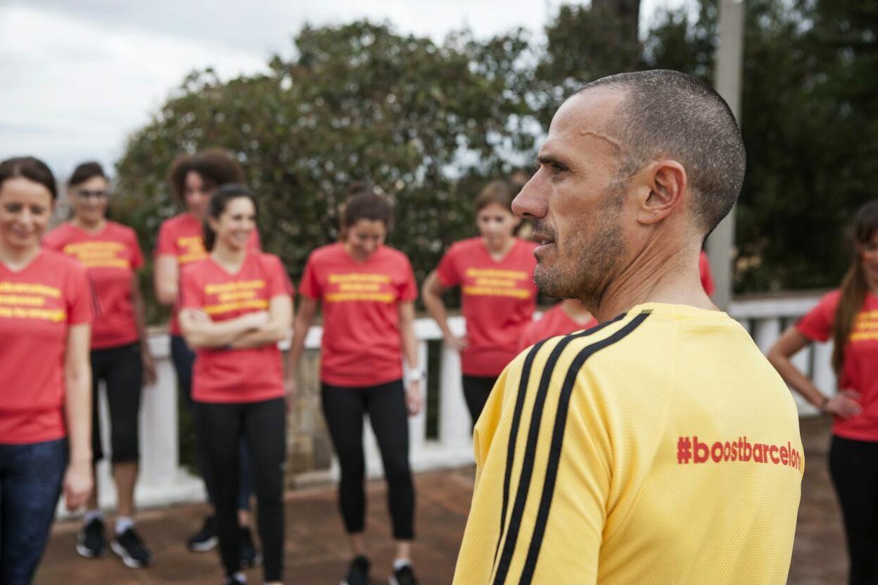 evento ultra boost Adidas Chema Martinez