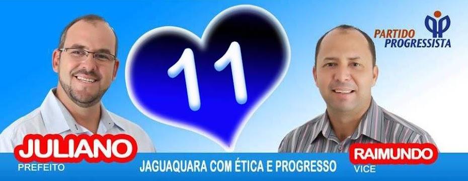 Partido Progressista... Jaguaquara merece o melhor!