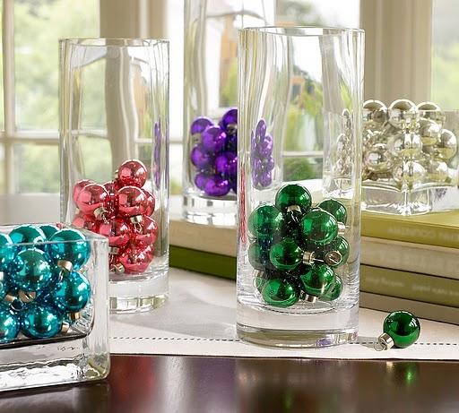 Christmas Decoration Ideas: Theme Colors (Part 1)