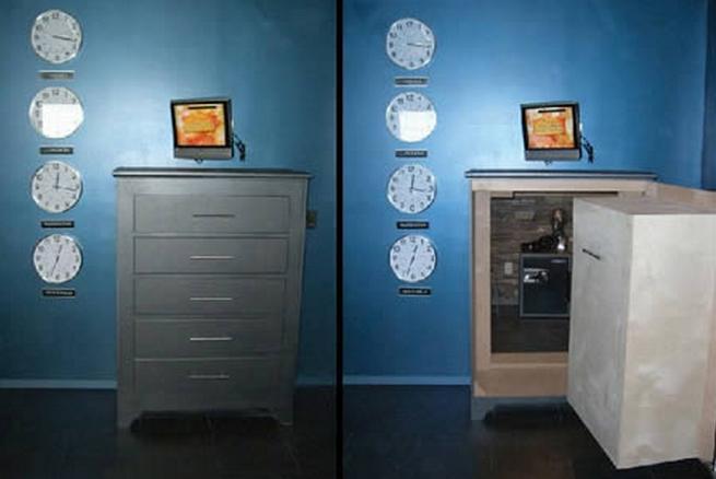 10 pintu rahasia tempat persembunyian yang menakjubkan sejagad asyik seru - Creative home engineering ...