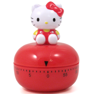 Hello Kitty egg timer