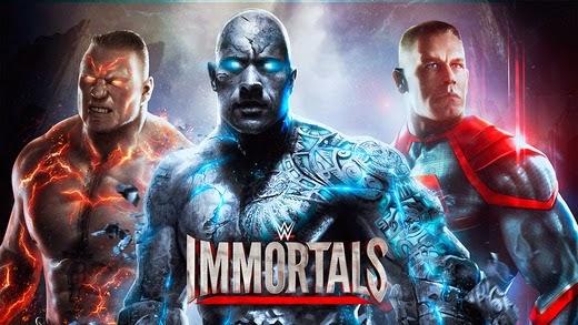 WWE Immortals v1.0.2 APK Mod