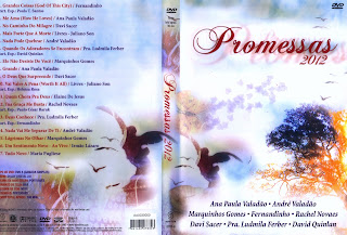DVD Promessas volume 5 DVDRip XviD - 2012