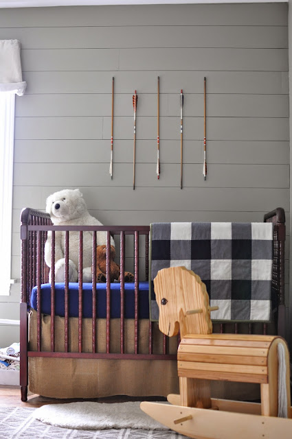 Outdoorsy, camping, boy scout nursery