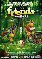 Friends: Aventura en la isla de los monstruos (2011) online y gratis