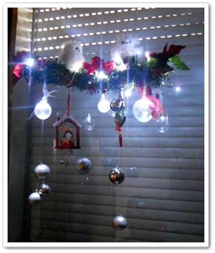 Basteltheke weihnachts fensterdeko - Fensterdeko ast ...