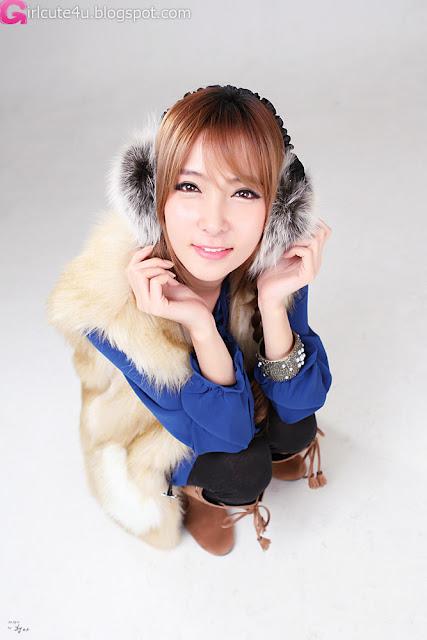 xxx nude girls: Jang Jung Eun - Winter Style