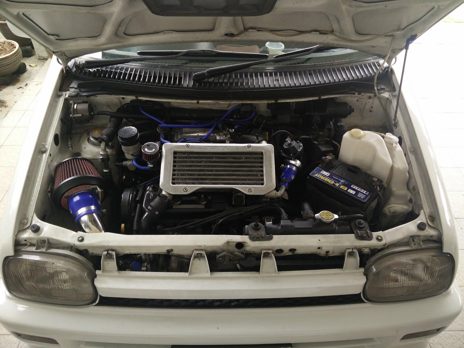 The First Little Car April 2016 Daihatsu Mira L200s Wiring Diagram Dulu Ada Buat Utk Pasang Ni Lupa Letak Kat Mana