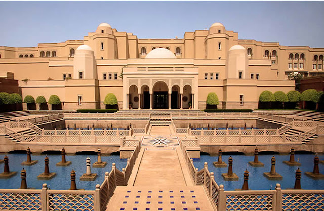 The Oberoi Amarvilas,Agra