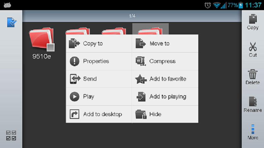 es file explorer apk new
