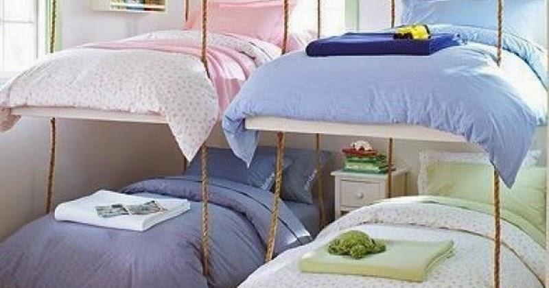 Letti A Castello Shabby Chic : Boiserie & c.: 12 stanze dei bambini: grandi idee per piccoli spazi