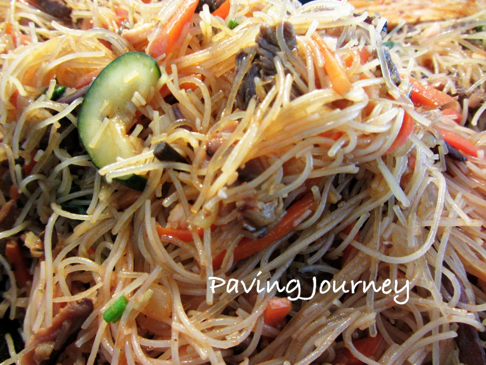 Vermicelli In Chili Oil, Soy Sauce, And Vinegar Recipe ...