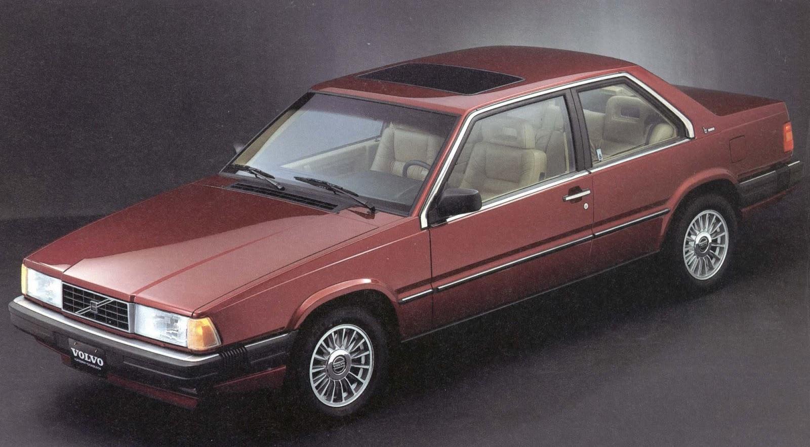 Volvo 780 Bertone 1986-1991 | phscollectorcarworld