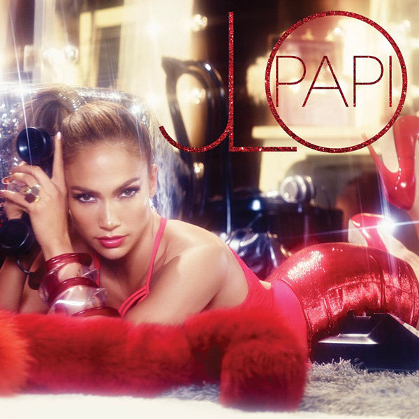 jennifer lopez on floor album cover. Jennifer Lopez - Papi