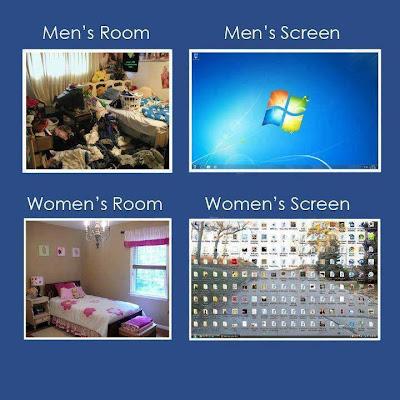Men/Women's Room/Screen