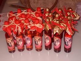 Garrafinhas de licor 50ml
