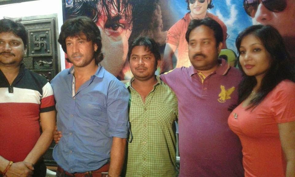 Bhojpuri Film 'Akhiyan Jab Se Ladal 2' Launch photo 2