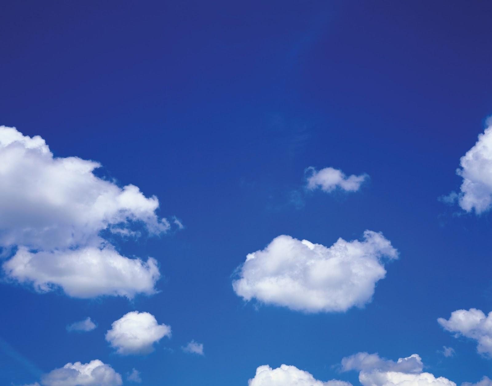 Blue Sky ~ Maybe Navy ...