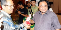 Margiono Ketua PWI juga Baraya Ipar Ratu Atut Chosiyah dari Banten