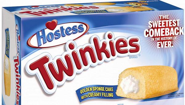 Twinkies London Film Comic Con