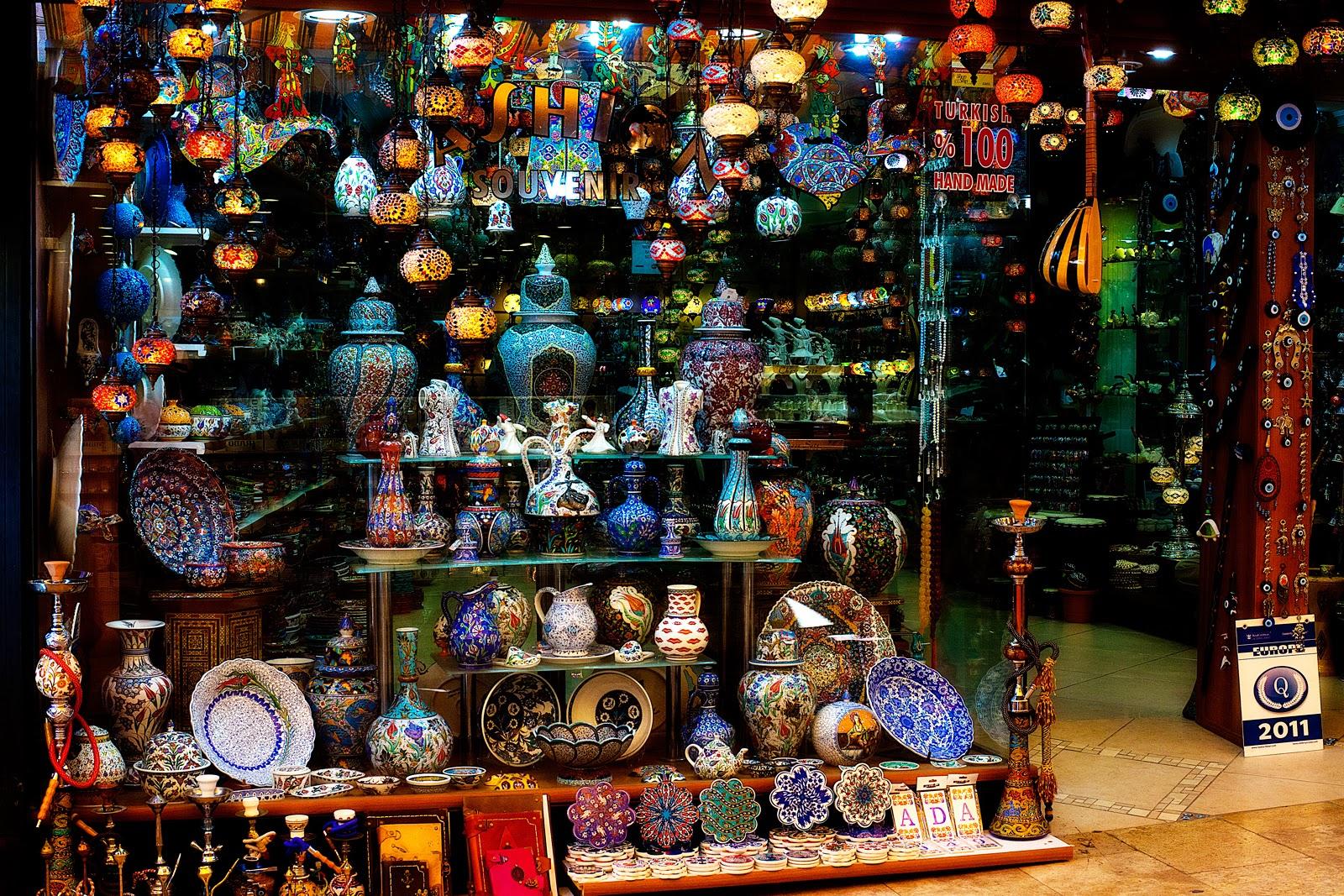 Magic City Istanbul Traditional Turkish Handicrafts