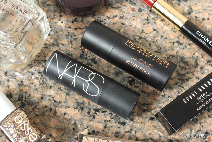 Drugstore Dupe of Nars Multiples: one little vice beauty blog review
