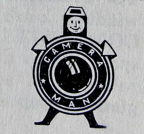 Logótipos Vintage - Camera Man