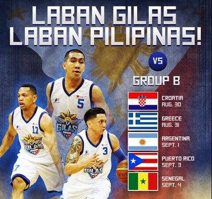 Gilas Pilipinas