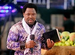 PROPHET T.B JOSHUA: THE POWER OF THE SPIRIT IN THE LAST DAYS  Copy and WIN : http://bit.ly/copy_win