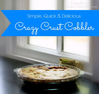 Crazy Crust Cobbler