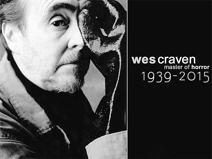 R.I.P Wes Craven