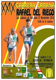 XXIX Carrera Rafael del Riego