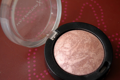 Pastell Compact Blush Max Factor Nude Mauve