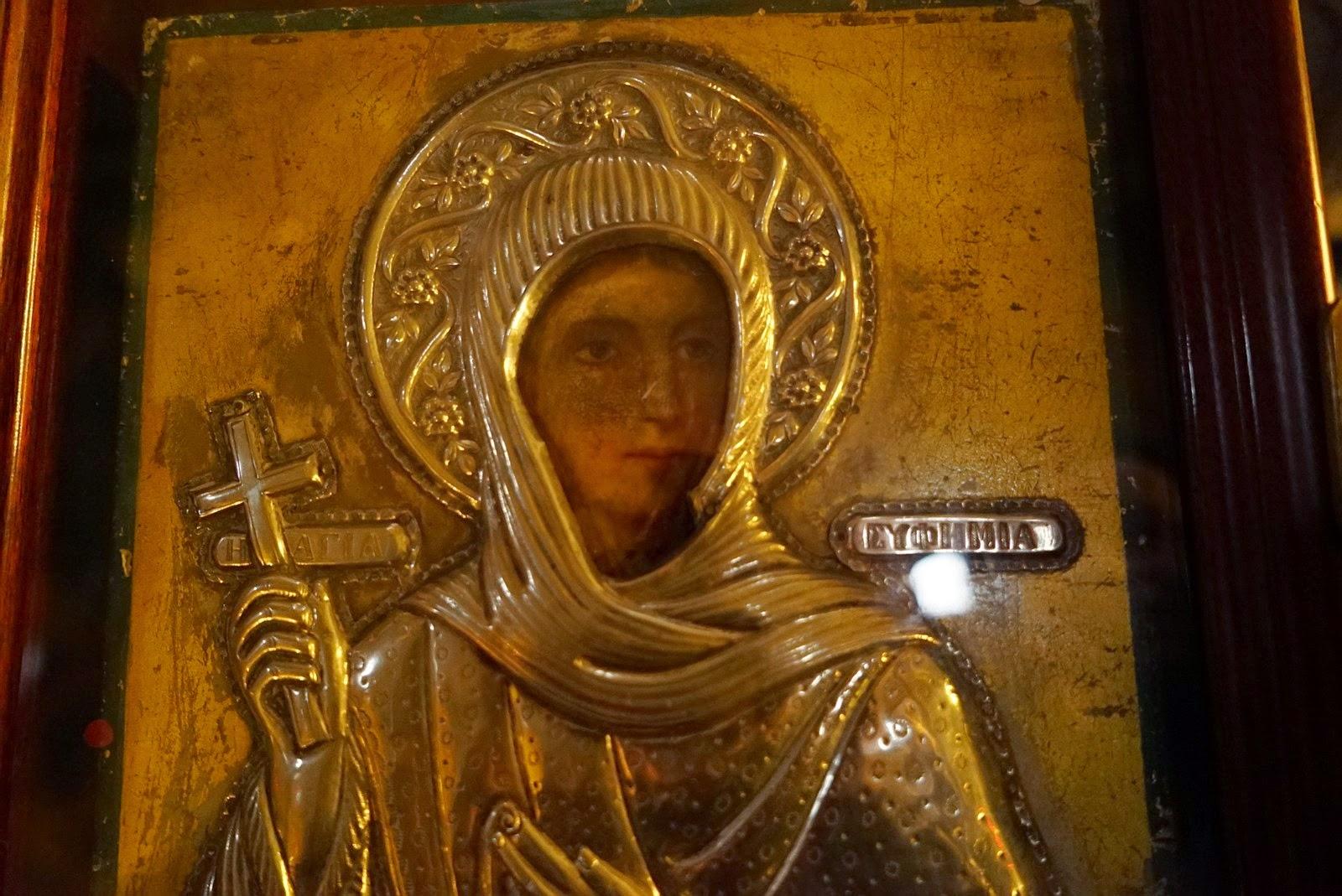 влахернская икона: