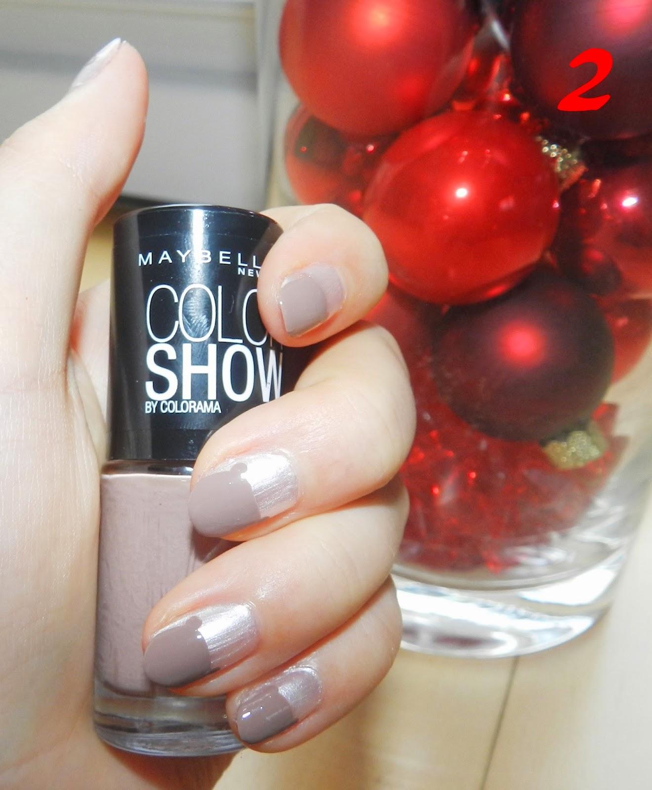 Christmas Nails #3