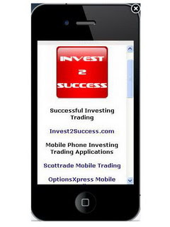 Invest2Success.com Mobile Website