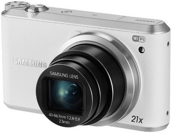 Samsung WB350F Smart WiFi Digital Camera