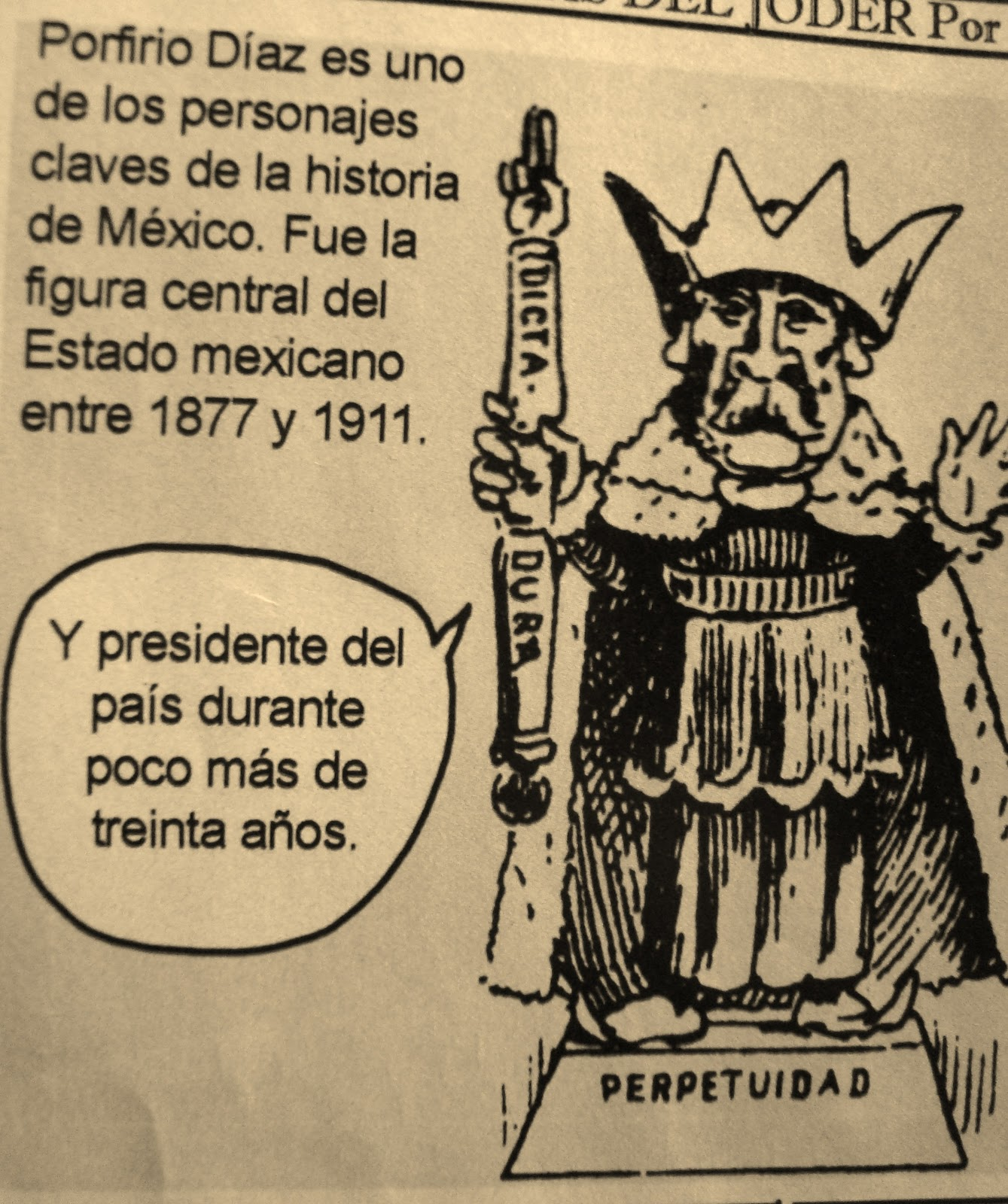 porfirio diazs leadership tactics essay Start studying mr watts history essay juarez and porfirio diaz contrast with corrupt leadership and poor morale and the group as a.