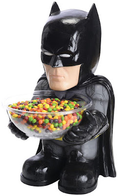 Batman Candy Bowl Halloween