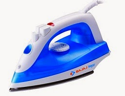 Lowest Price: Bajaj Majesty MX 20 Steam Iron worth Rs.999 for Rs.599 Only @ Flipkart (Flat 41% Off)