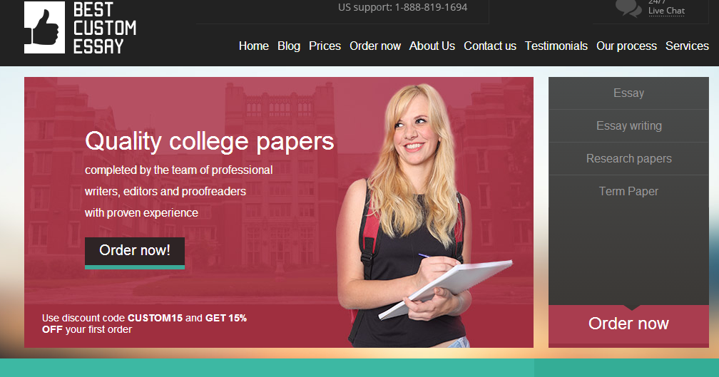 Best place to buy college papers