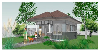 แบบบ้านฟรี, สร้างบ้านราคาถูก