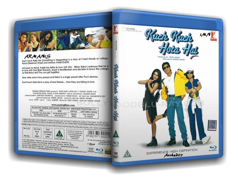 Kuch Kuch Hota Hai (1998) Eng Sub – Hindi Movie BluRay