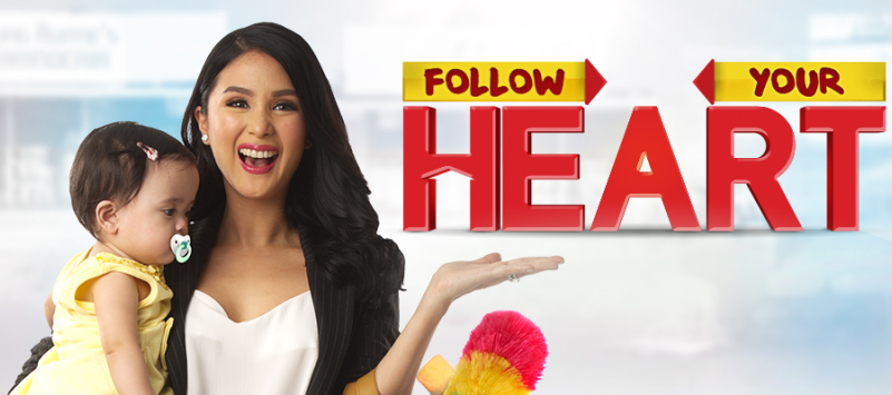 "Follow Your Heart April 30 2017 SHOW DESCRIPTION: Heart Evangelist returns to television via new reality show ""Follow Your Heart"" with celebrity tandems doing challenges together. The reel at real-life […]"